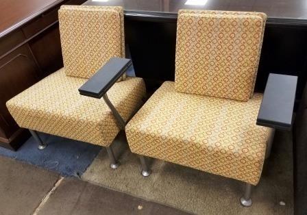 Paul Brayton International Collection - Tablet Chair