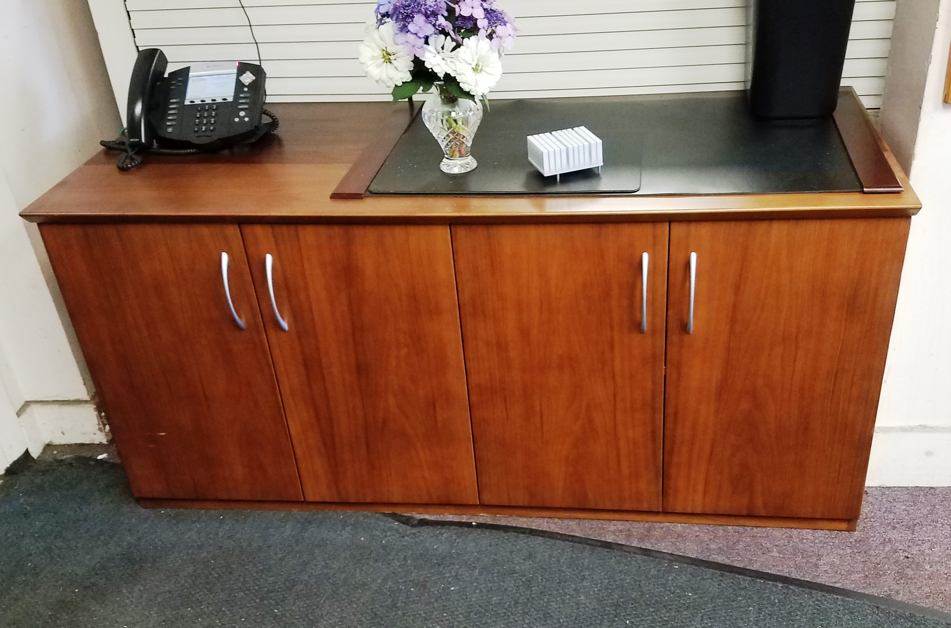 Buffet Credenza Cabinet
