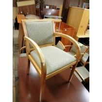 Gieger - Wooden Guest Chair