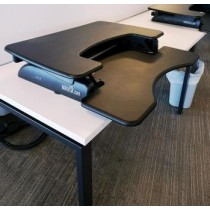 """Varidesk"" - Adjustable Work Tables"