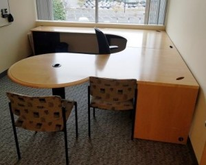 P Top - Desk & Systems Furniture