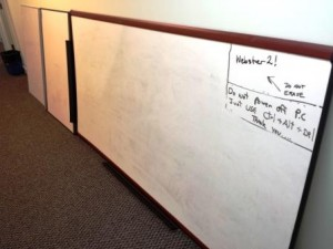 White boards - All Sizes Available